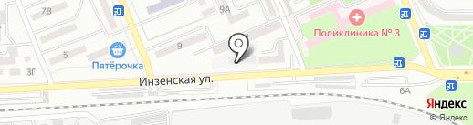 Донская строительная компания на карте Азова