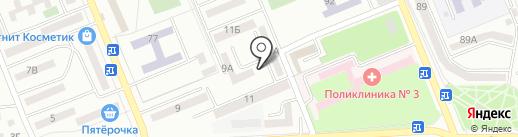 Оптово-розничный магазин на карте Азова