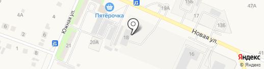 ХОГ СЛЭТ РУС на карте Косыревки