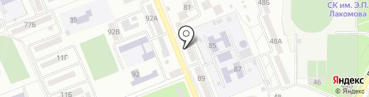 Мебельный магазин на карте Азова