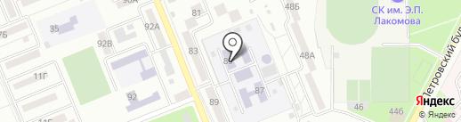 Детский сад №29 на карте Азова