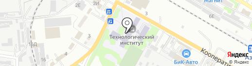 Платежный терминал, Минбанк, ПАО на карте Азова