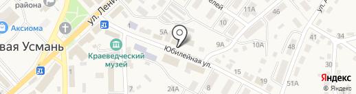 Совкомбанк, ПАО на карте Новой Усмани