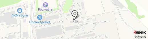 ЛИПЕЦКНЕФТЕПРОДУКТ на карте Косыревки