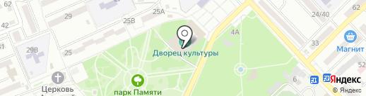 Надежда на карте Азова