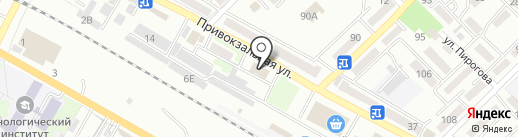ARTE на карте Азова