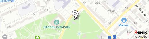 Burger & Smoke на карте Азова