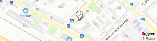 Уро+ на карте Азова