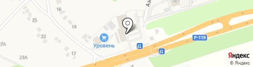 Магазин автозапчастей для иномарок на карте Косыревки