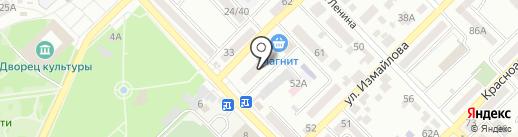 АльфаСтрахование на карте Азова