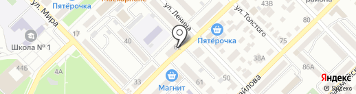 Женская консультация на карте Азова