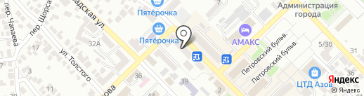 СладKids на карте Азова