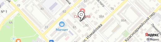 ЭКО FOOD лайф на карте Азова