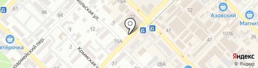 Мясной гурман на карте Азова