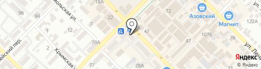 Телефон.ру на карте Азова
