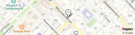 Деньги Актив на карте Азова