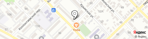 МейТан на карте Азова