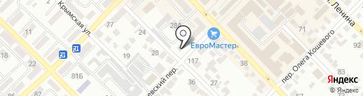 Домоуправление №7 на карте Азова