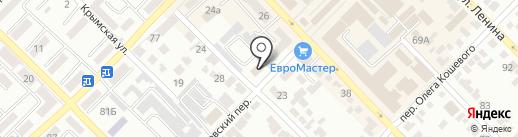 Компания на карте Азова