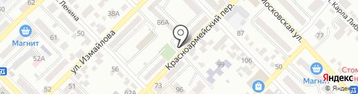 АВ Партнер на карте Азова