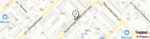 Общественный контроль на карте Азова