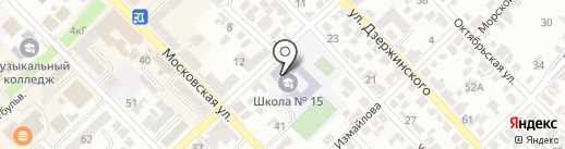 Grandmaster на карте Азова