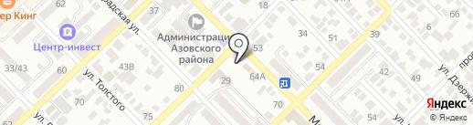 Восстановительная медицина на карте Азова
