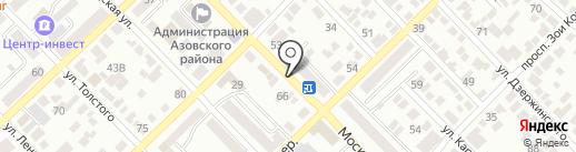 Суши Wok на карте Азова