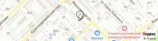 Дешевая аптека на карте Азова