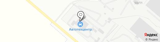 КАЕ на карте Липецка