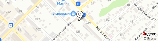Файт style на карте Азова