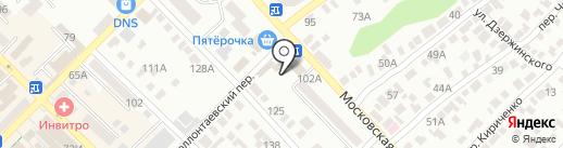 Студия дизайна ногтей Юлии Ильиной на карте Азова