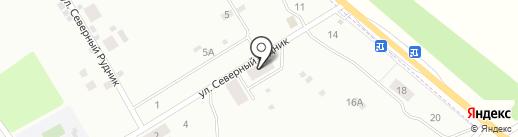 Почтовое отделение №15 на карте Липецка