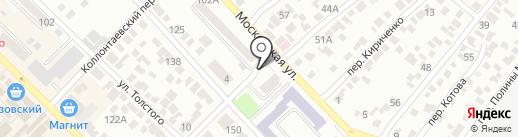 АС Альянс на карте Азова