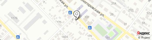 Мир замков на карте Азова