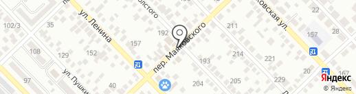 КЛИМАТ МАРКЕТ на карте Азова