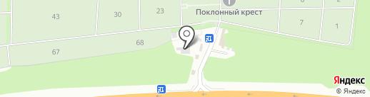 Бытовик-ЛТД на карте Косыревки