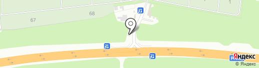 Память сердца на карте Косыревки