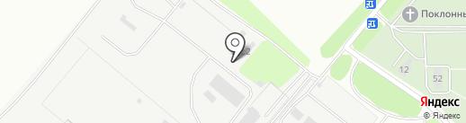 Торгово-монтажная фирма на карте Липецка