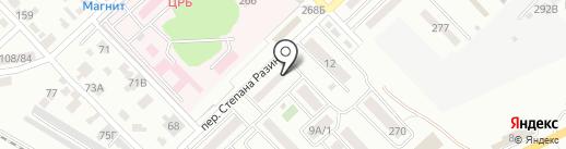 Платежный терминал, Сбербанк, ПАО на карте Азова