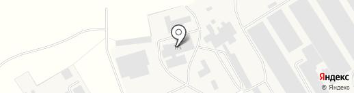 Кузьминки на карте Липецка