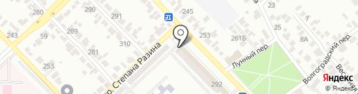 Мастерская по ремонту одежды на карте Азова