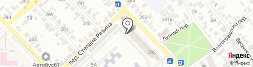 Хмельная галлерея на карте Азова