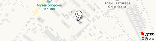 Детский сад №7 на карте Баграмово