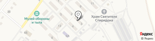 Среднерусский банк Сбербанка России на карте Баграмово