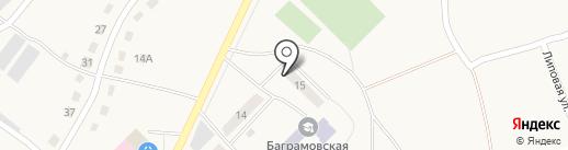 Управдом на карте Баграмово