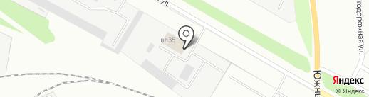 Центргазсервис на карте Липецка