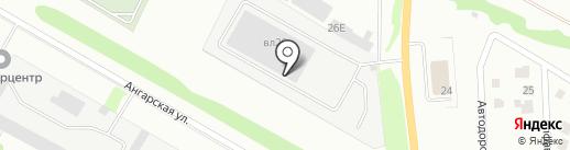 АгроСпецСервис на карте Липецка