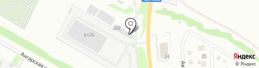 Эксперт на карте Липецка