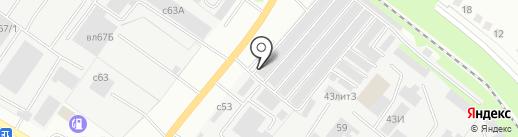 Связь48 на карте Липецка